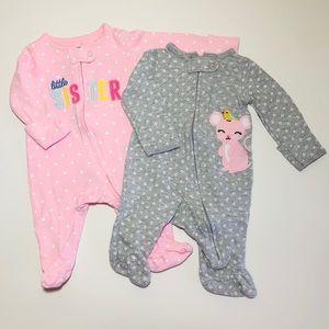 Carter's | Baby Girl Sleep & Play